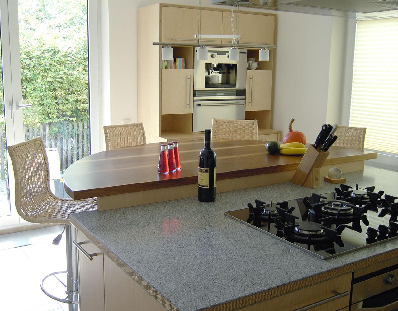 Kücheninsel Mit Tisch – sehremini